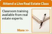 Attend a Live Real Estate Class